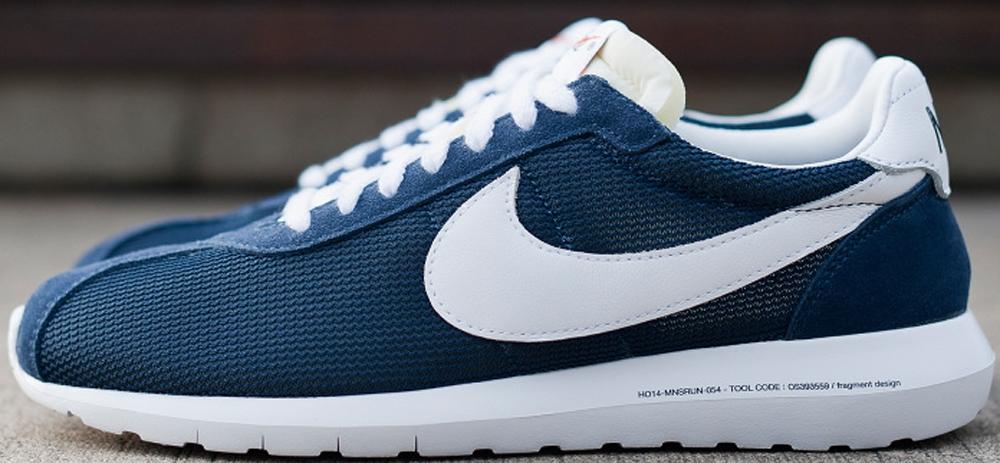 Nike Roshe Run LD-1000 Midnight Navy/White