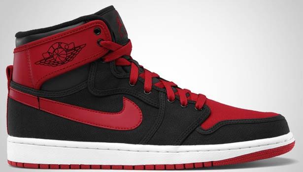 Air Jordan 1 Retro KO High Black/Varsity Red