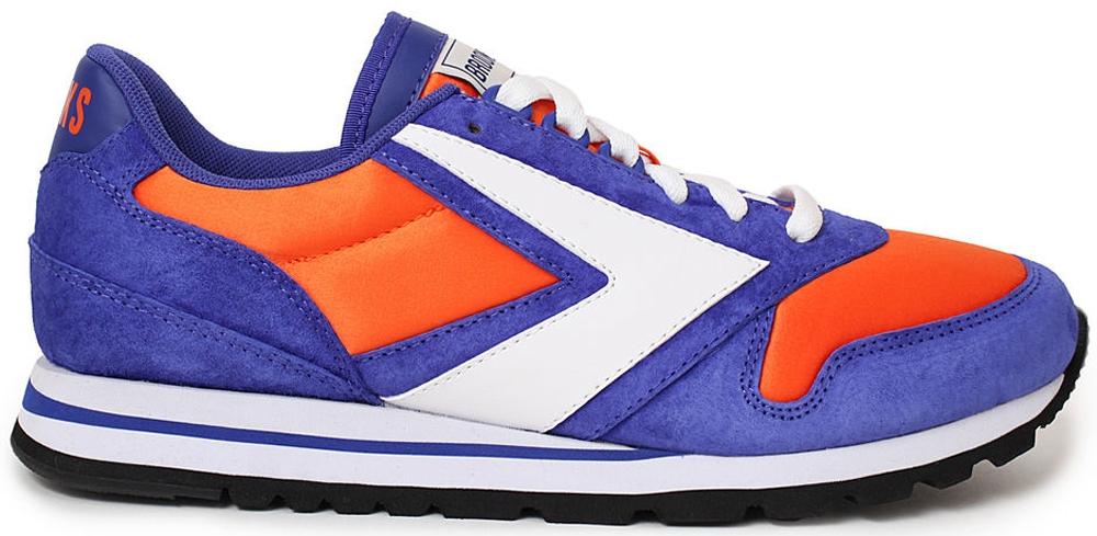 Brooks Chariot Royal Blue/Bright Orange-White