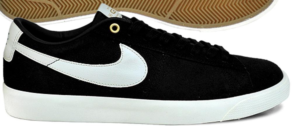 Nike Blazer Low GT SB Black/Sail