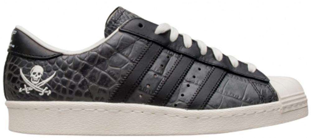 adidas Consortium Superstar Core Black/Core White