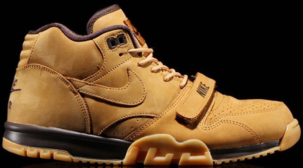Nike Air Trainer 1 Mid Premium Flax/Flax-Baroque Brown