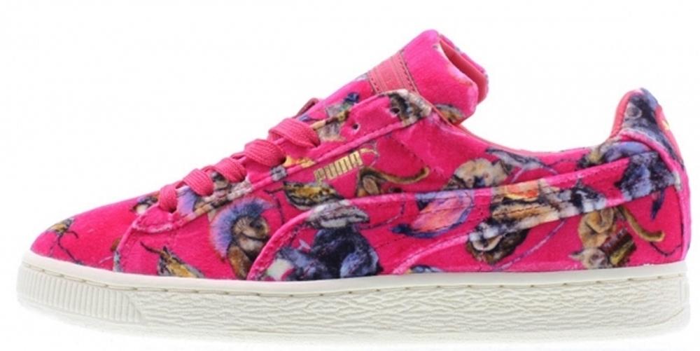 Puma Basket Classic Lo Pink/Pink