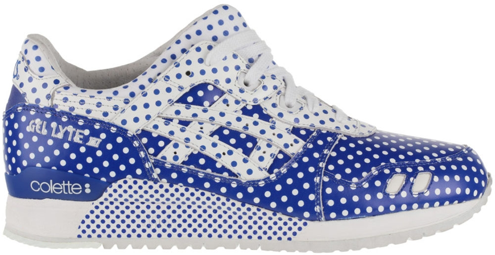 Asics Gel-Lyte III Blue/White