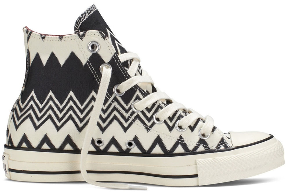Converse Chuck Taylor All Star Hi Black/Egret