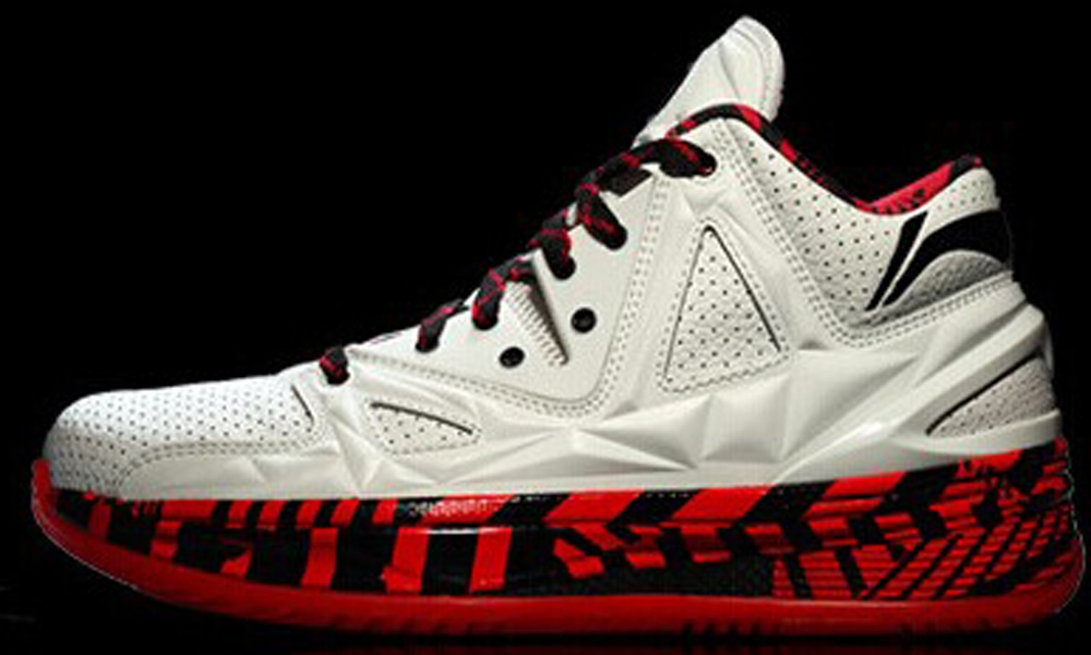 Li-Ning Way Of Wade 2 Encore White/Red