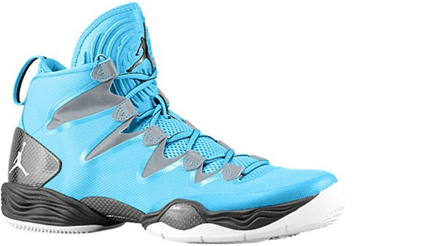 Air Jordan XX8 SE Dark Powder Blue/White-Cool Grey-Black