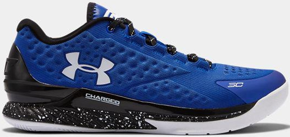 Under Armour Curry One Low Royal/Black-White