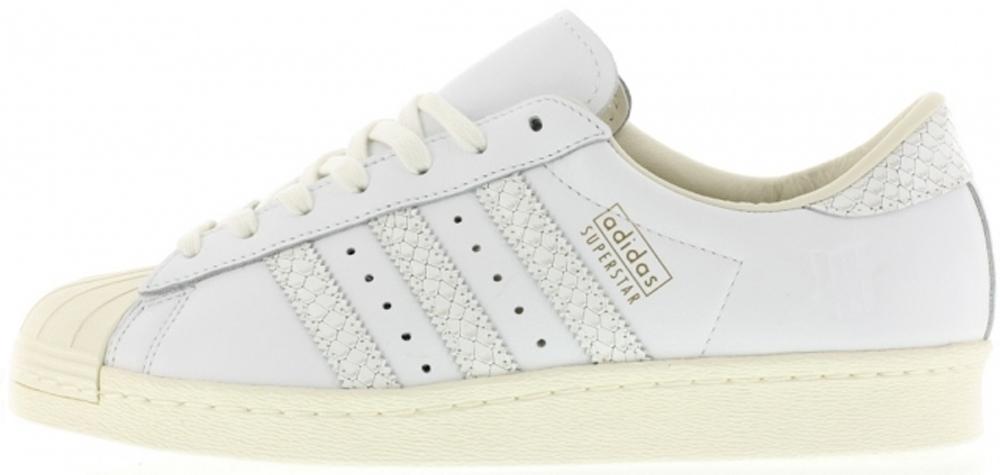 adidas Consortium Superstar Core White/Core White