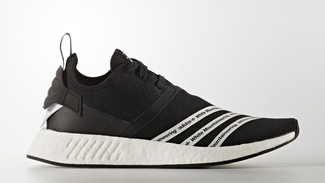 adidas NMD_R2 x White Mountaineering