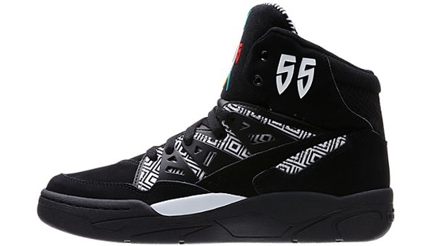 adidas Mutombo Black/Running White-Black