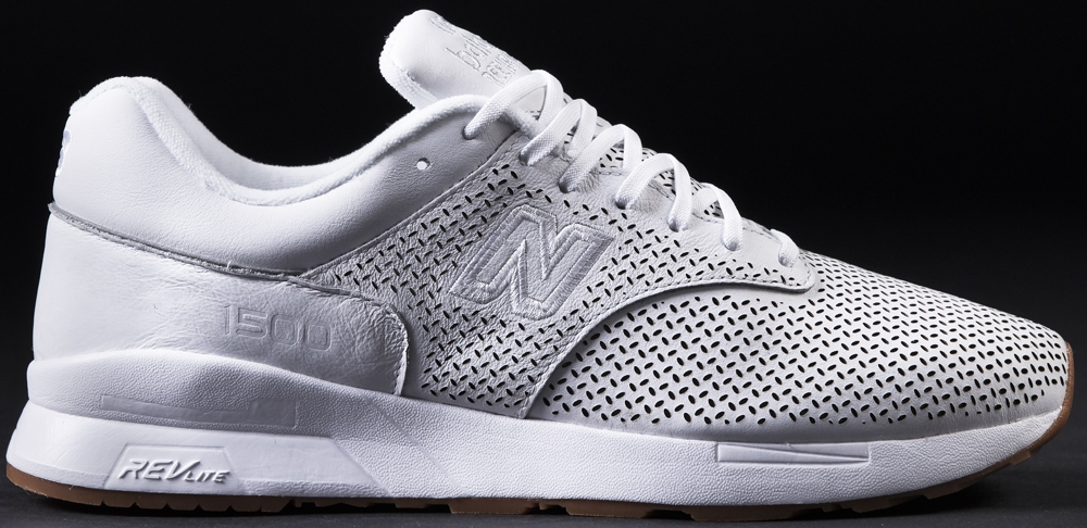 New Balance 1500 Deconstructed White/White