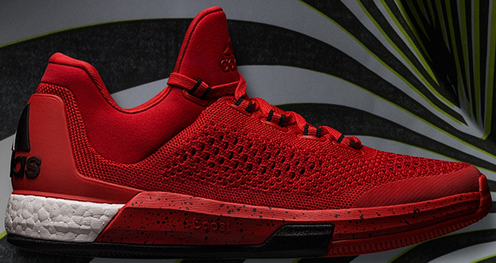 adidas Crazylight Boost 2015 Vivid Red/Vivid Red