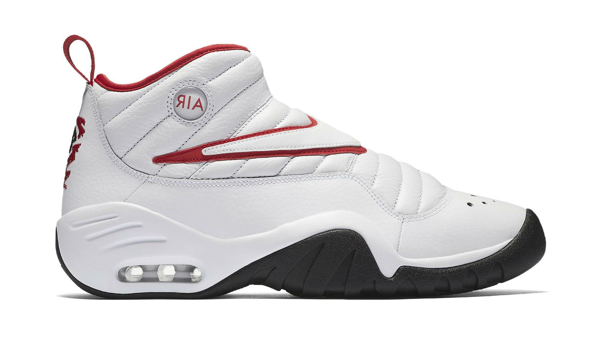 Nike Air Shake Ndestrukt White/White-Black