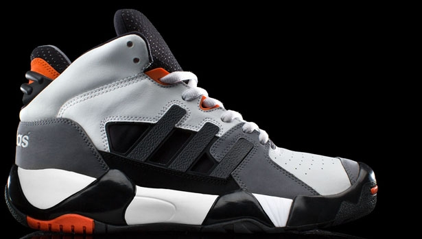 adidas Originals Streetball 2 Running White/Black-Medium Lead