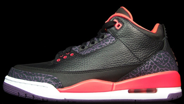 Air Jordan 3 Retro Crimson
