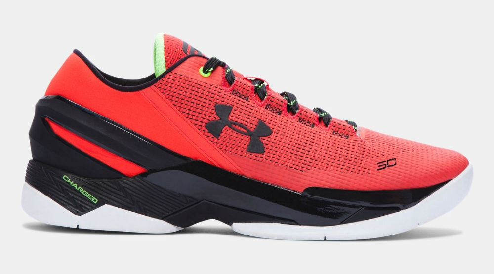 Curry Two Low 'Energy'