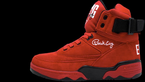 Ewing Athletics Ewing 33 Hi Red/Black