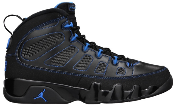 Air Jordan 9 Retro Black Bottom