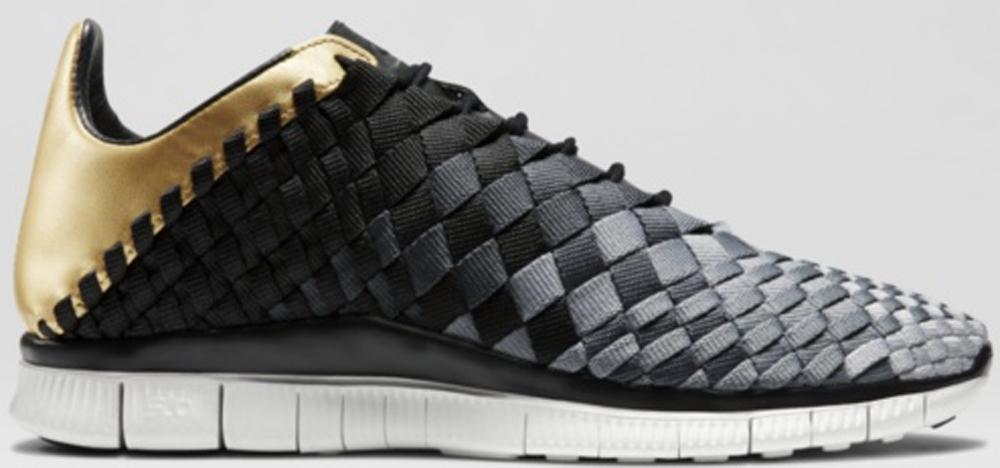 Nike Free Inneva Woven N7 Black/Cool Grey-Wolf Grey-Anthracite