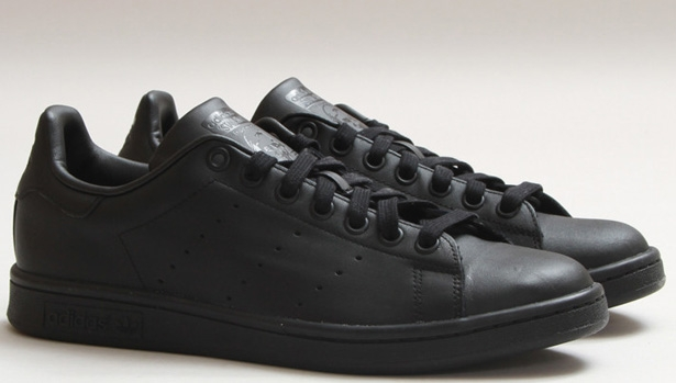 adidas Stan Smith Black/Black