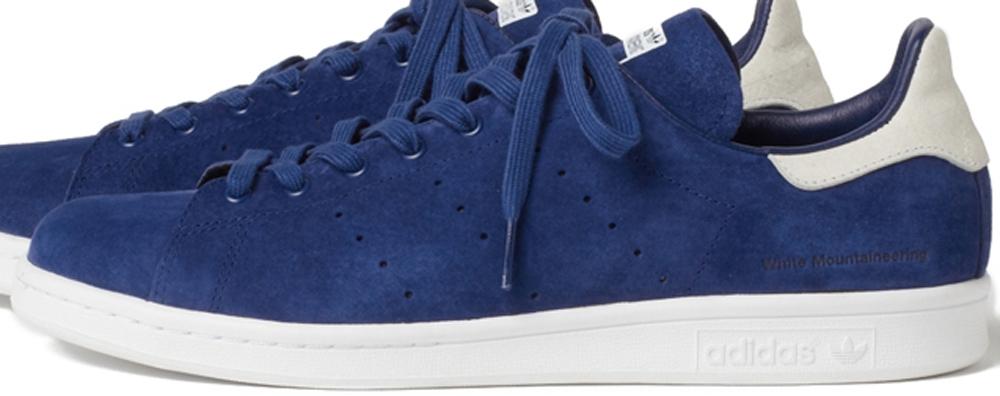 adidas Originals Stan Smith Dark Blue/Dark Blue-Flat White