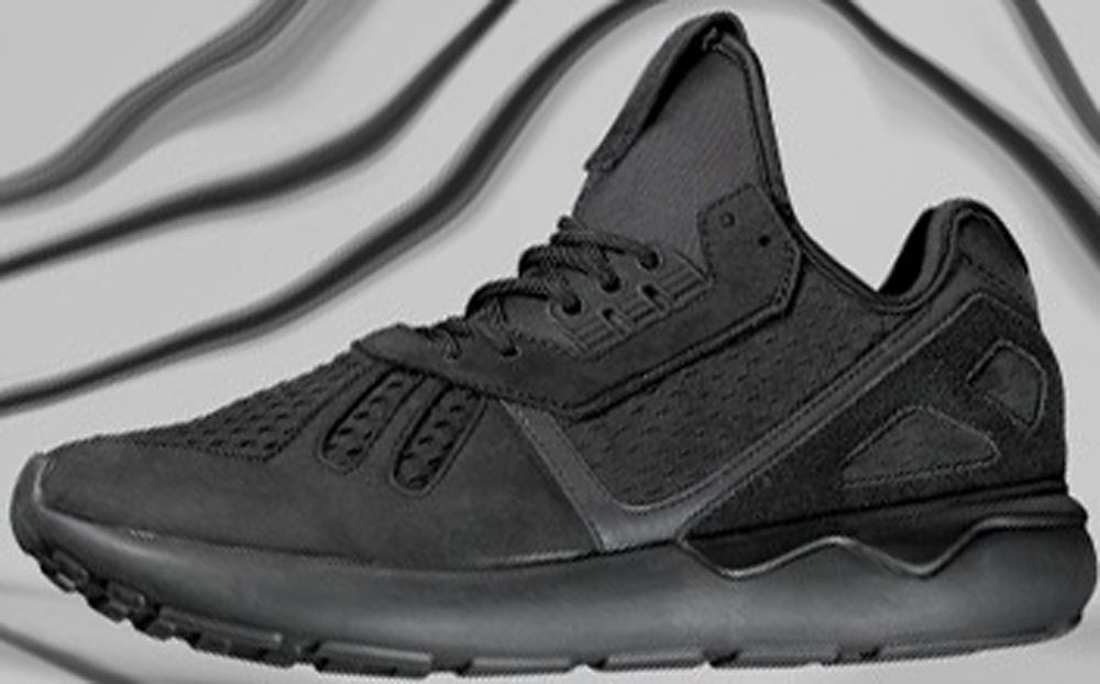 adidas Originals Tubular Black/Black
