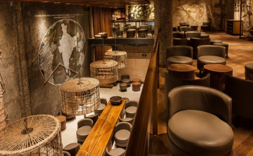 The 11 Coolest Starbucks In The World First We Feast