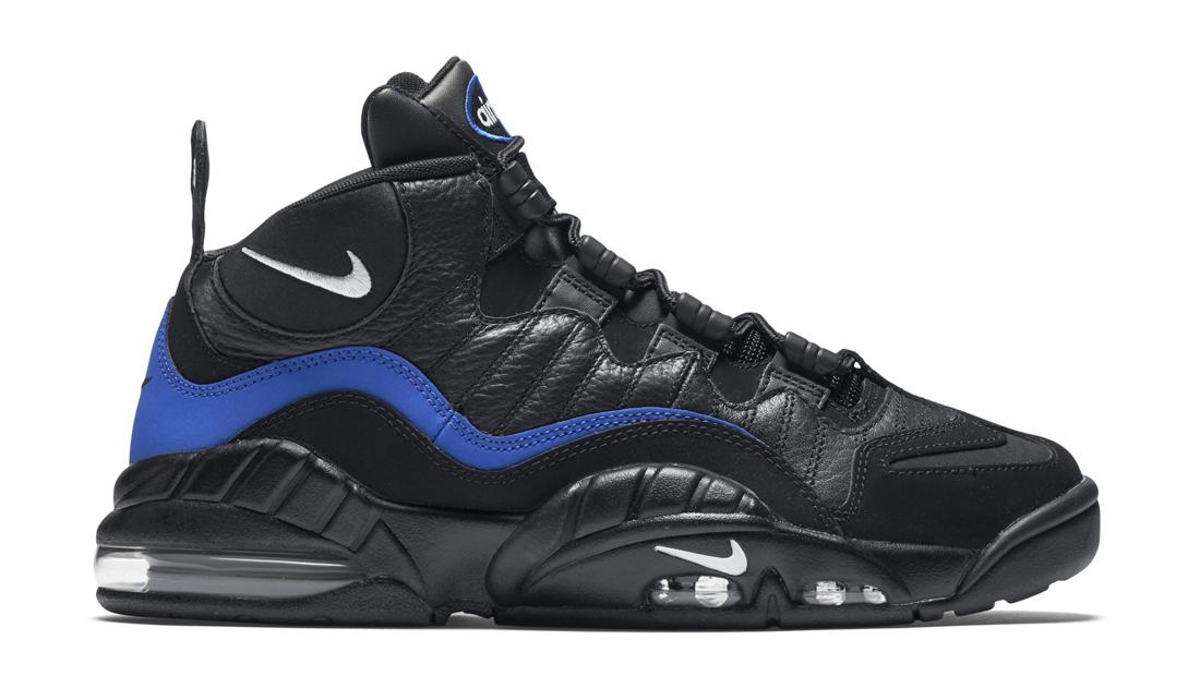 Nike Air Max Sensation Black/Varsity Royal