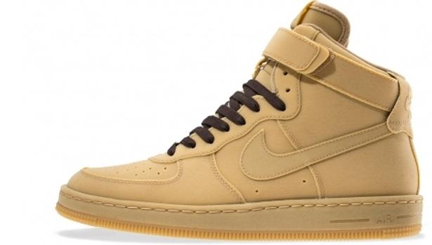 Nike Air Force 1 Downtown High Gum LW QS Gum Light Brown/Gum Light Brown