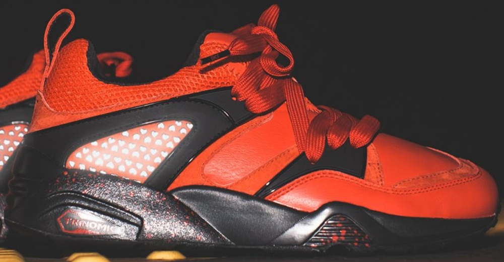 Rise x Puma Blaze Of Glory New York Is For Lovers