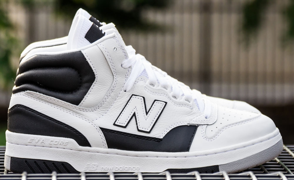 New Balance P740 White/Black-Grey