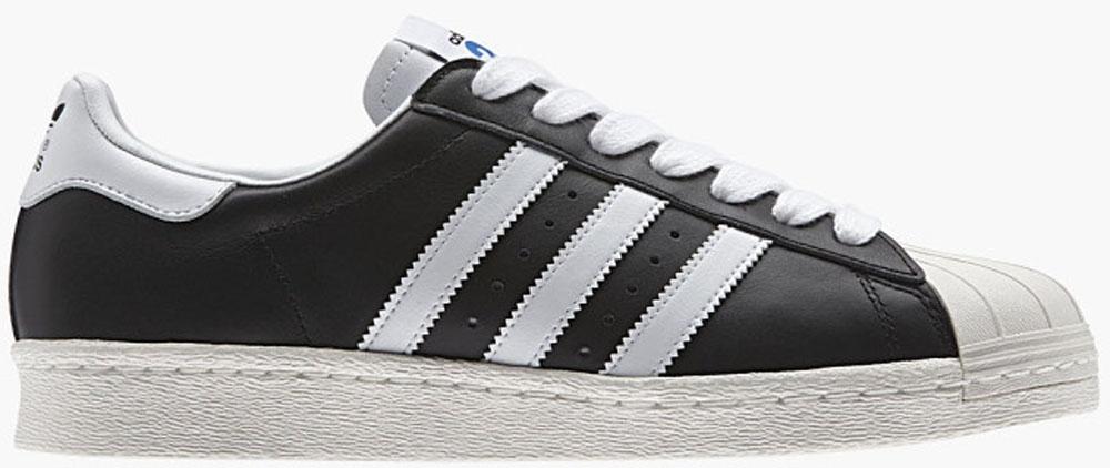 adidas Originals Superstar 80s Core Black/Running White