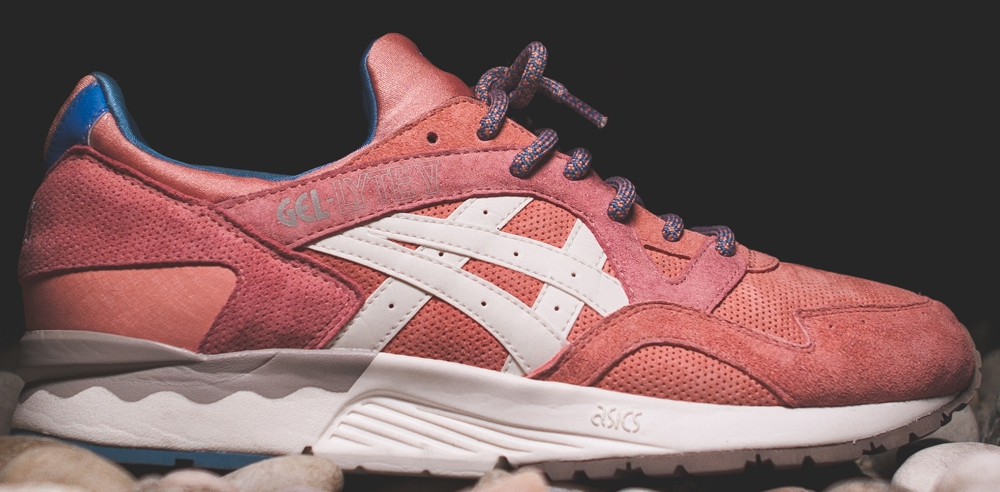 Asics Gel-Lyte V Rose/Gold