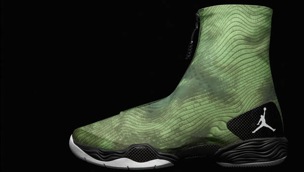 Air Jordan XX8 Electric Green/White