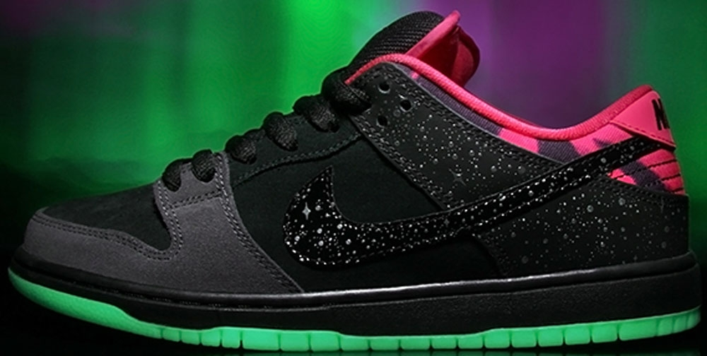 Nike Dunk Low Premium SB Anthracite/Black-Pink Force-Crystal Mint