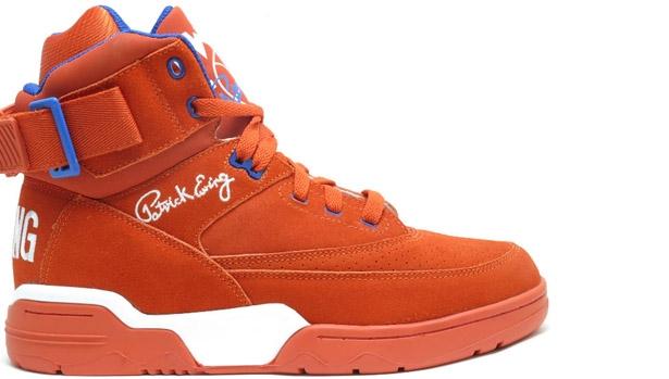 Ewing Athletics Ewing 33 Hi Orange/Blue-White