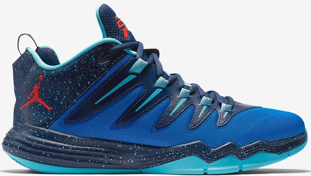 Jordan CP3.IX Clippers Soar/Infrared 23
