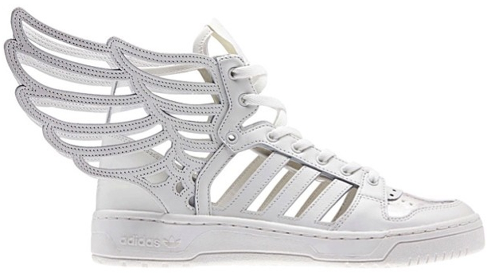 adidas JS Wings 2.0 White/Clear