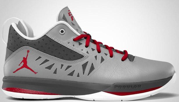 Jordan CP3.V Stealth/Varsity Red-Light Graphite-White