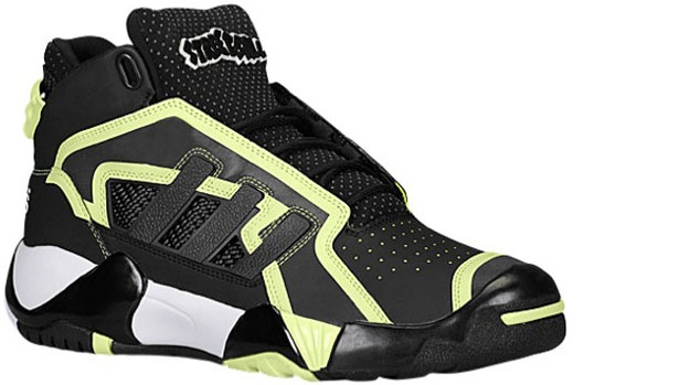 adidas Originals Streetball 2 Black/White-Glow