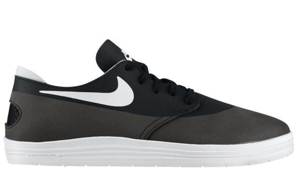 Nike Lunar One Shot SB Black/White