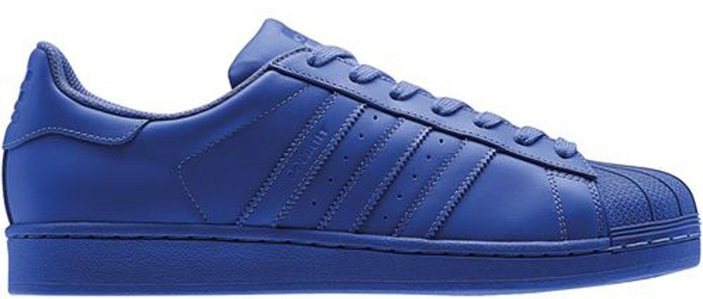 adidas Superstar Bold Blue/Bold Blue-Bold Blue