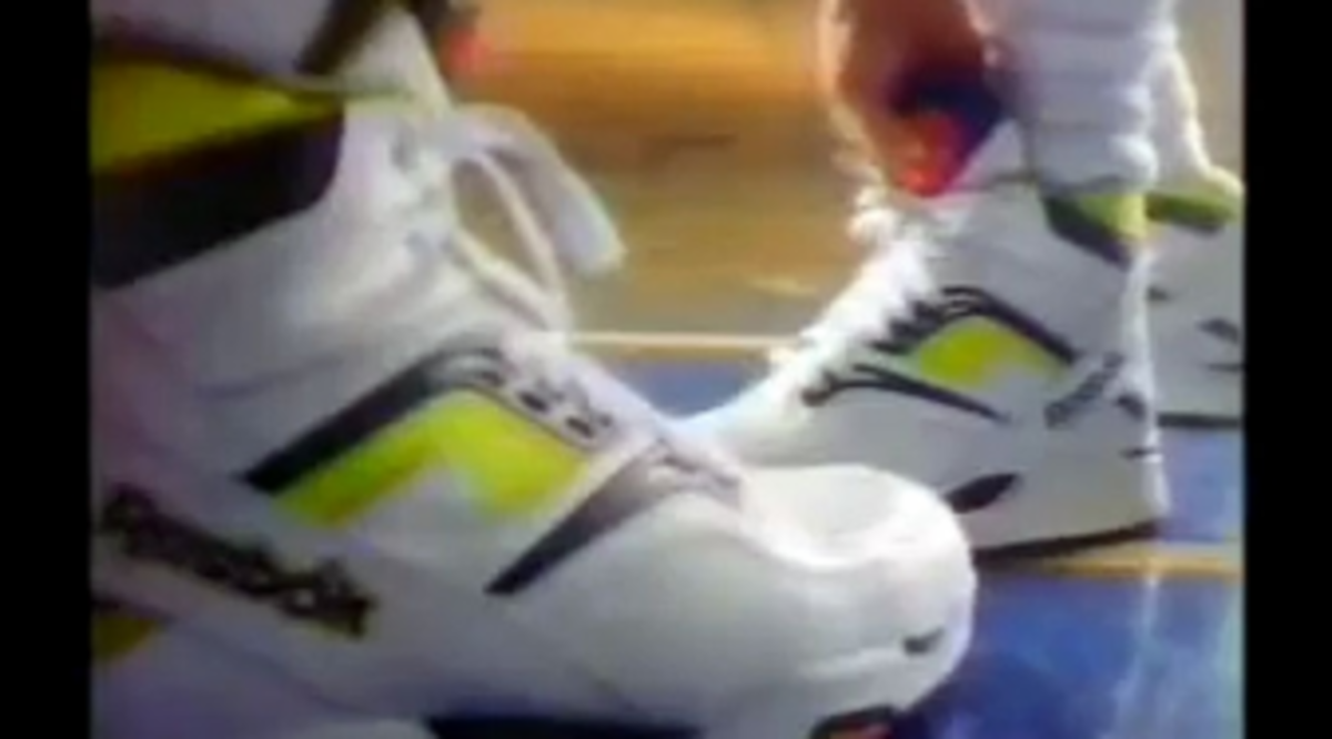 Classic Commercial: Reebok Twilight Zone Pump | Sole Collector