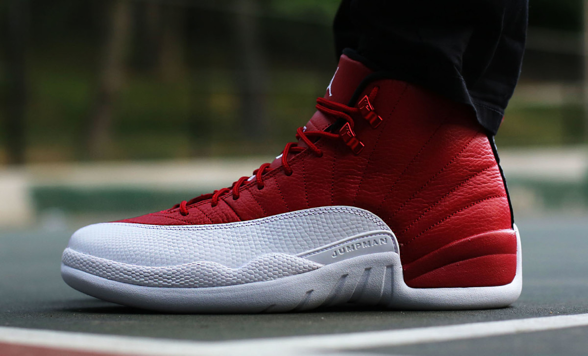 Air Jordan 12 Gym Red Release Date   Sole Collector