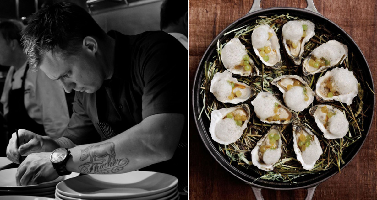 The 10 Dishes That Made My Career: Bryan Voltaggio   First ...