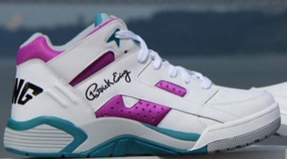 Ewing Athletics Ewing Wrap White/Biscaybay-Hollyhock