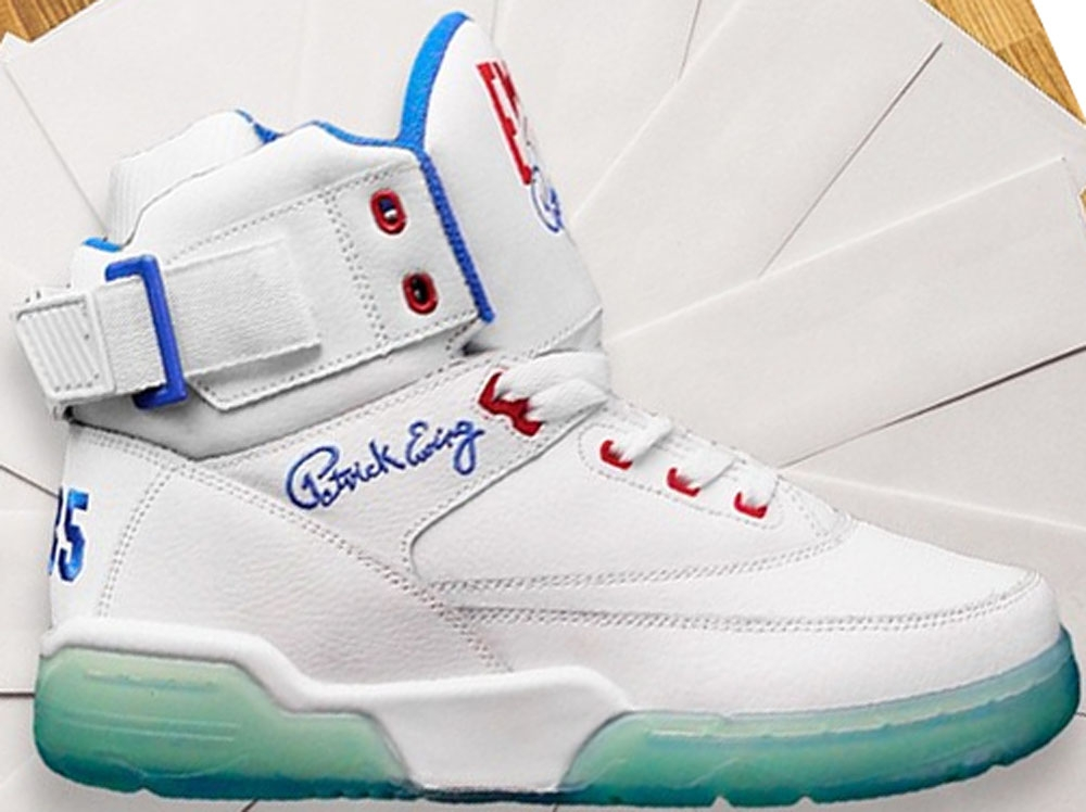 Ewing Athletics Ewing 33 Hi White/Royal-Ice