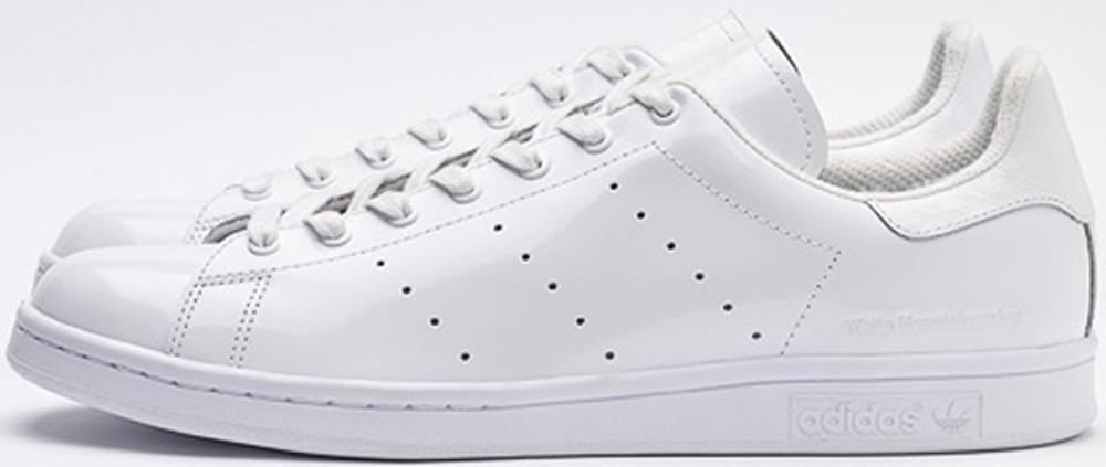 adidas Originals Stan Smith White/White