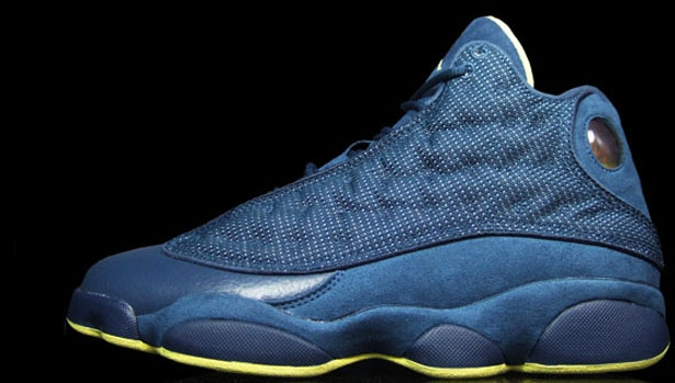 Air Jordan 13 Retro Squadron Blue